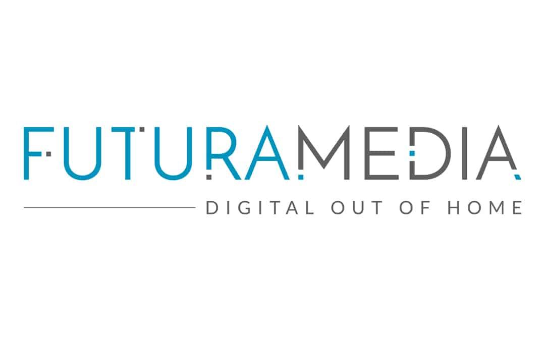 Nouveau logo FUTURAMEDIA