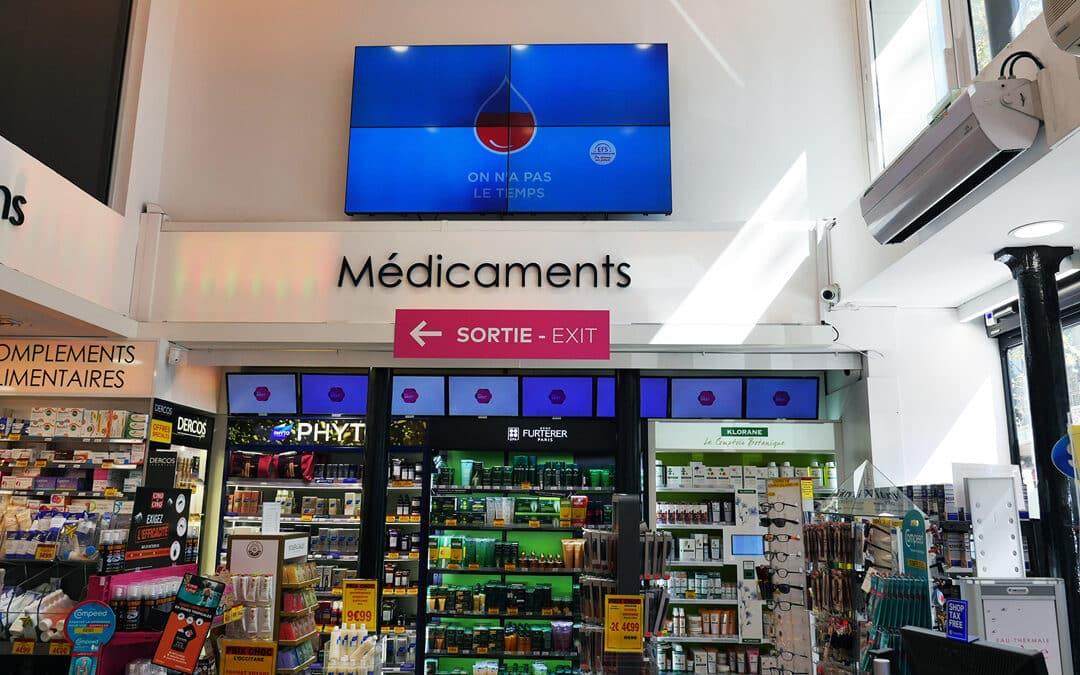 Pharmacie Bader – Paris VIème