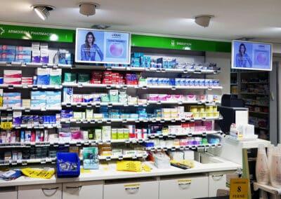 Pharmacie de l'Ourcq - Paris XIXème