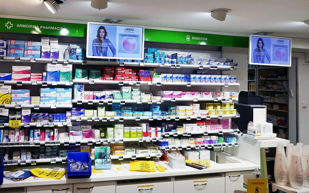 Pharmacie Ourcq Paris XIXème
