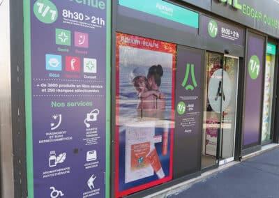 Pharmacie Edgard Quinet - Paris XIVème