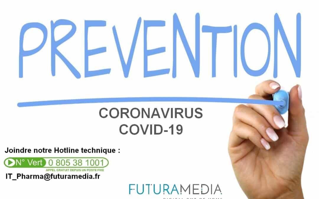 Prévention et Solidarité COVID-19