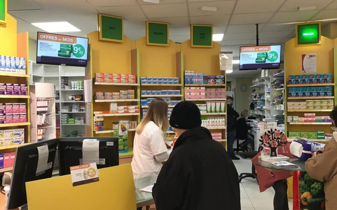 Pharmacie de Bellejouanne Poitiers