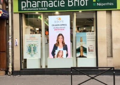 Pharmacie Briot - Paris XVIème