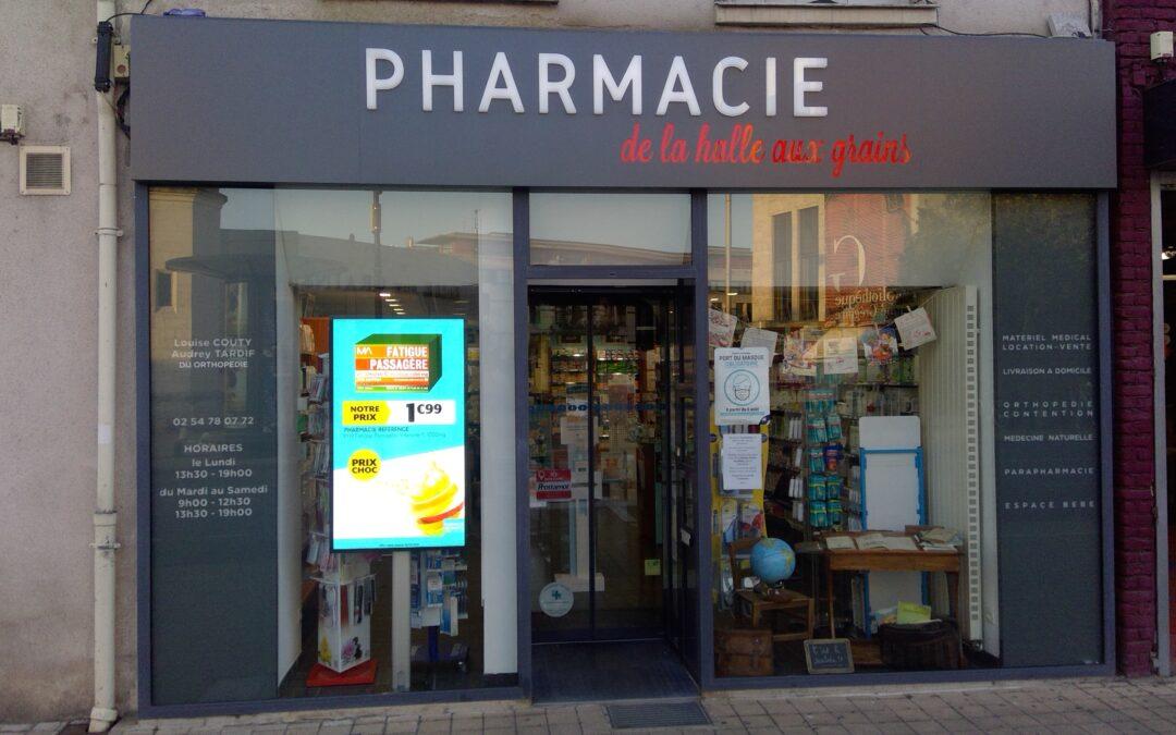 Pharmacie de la Halle aux Grains à Blois