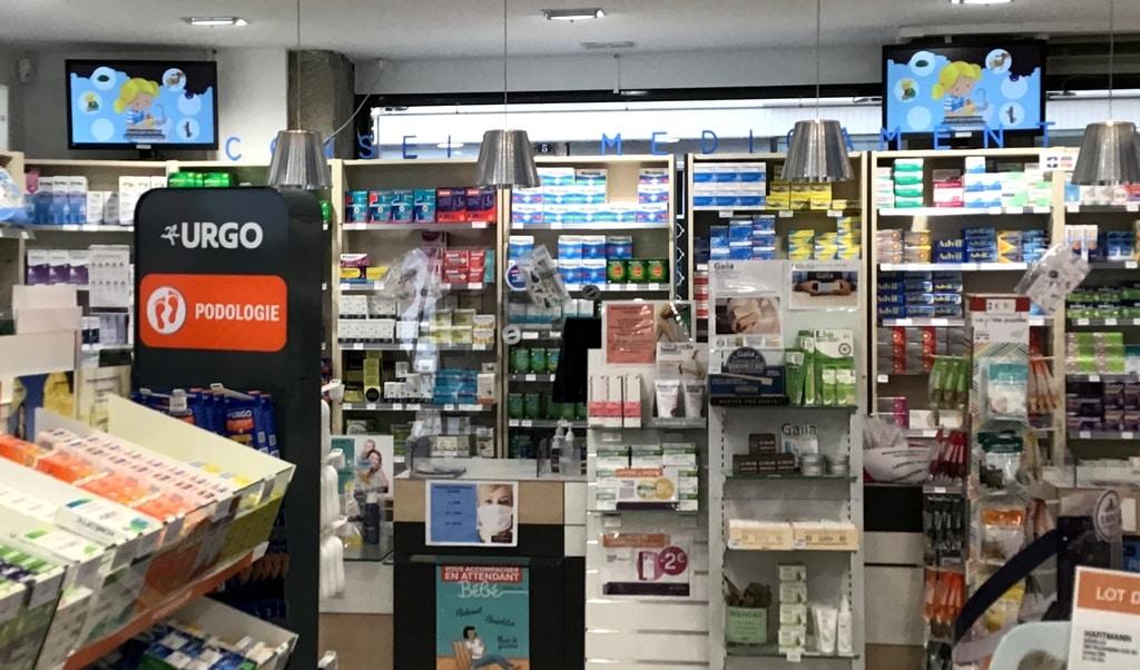 Pharmacie Cougnenc Gaillard à Vienne