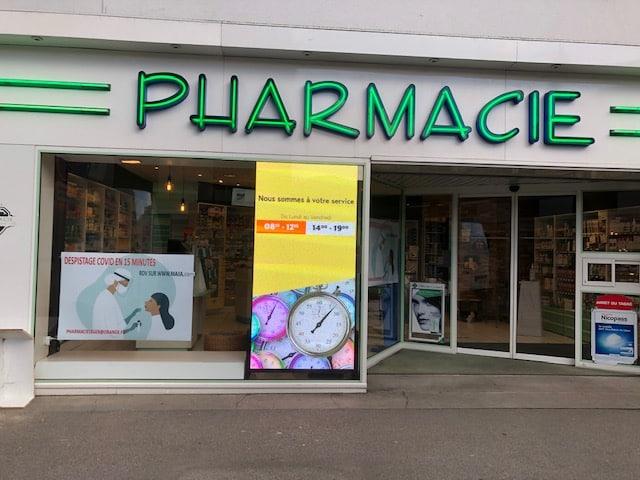 Pharmacie Léger Baussand à Cluses