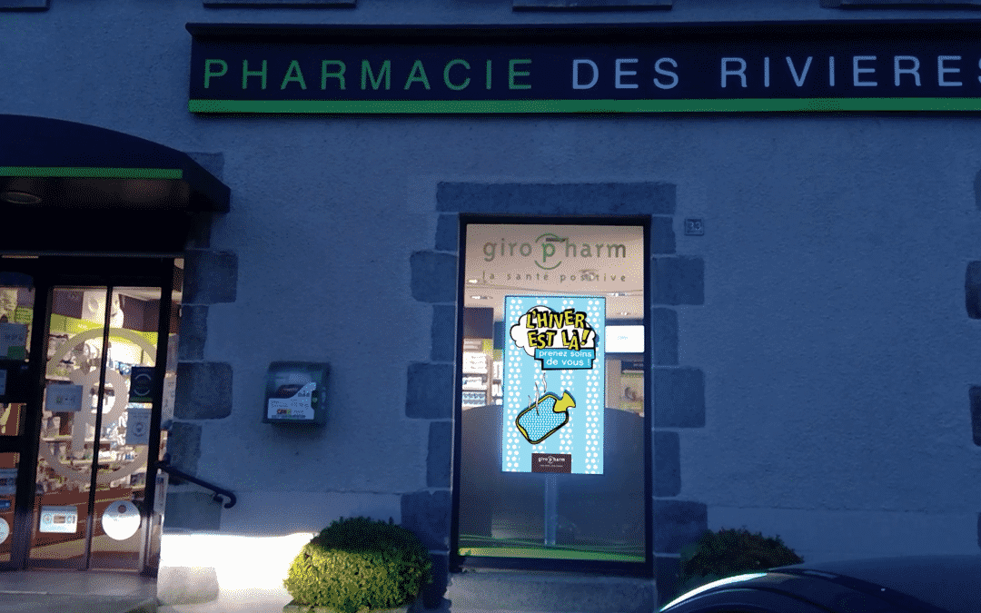 Pharmacie des Rivières à Chambon sur Voueize